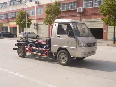 程力威牌CLW5032ZXXK5型车厢可卸式垃圾车