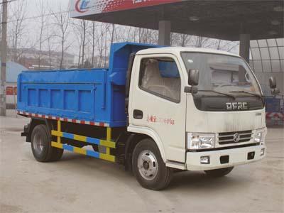 程力威牌CLW5070ZLJD5型自卸式垃圾车